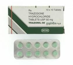 Trazonil 50 mg (100 pills)