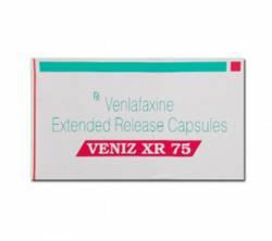 Veniz XR 75 mg (10 pills)