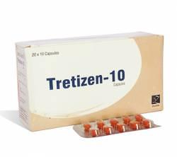 Tretizen 10 mg (10 pills)