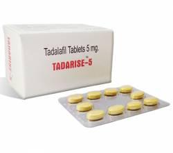 Tadarise 5 mg (10 pills)