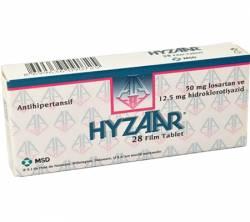 Hyzaar 50 mg / 12.5 mg (28 pills)