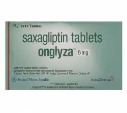 Onglyza 5 mg (14 pills)
