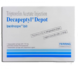 Decapeptyl Depot 3.75 mg (1 syringe)