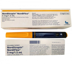 Norditropin NordiFlex 15iu (1 pen)