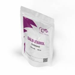 Salbutamol 10 mg (100 tabs)