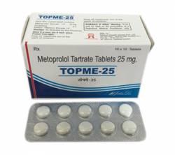 Topme 25 mg (10 pills)