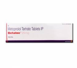 Betaloc 25 mg (30 pills)