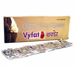 Vyfat 120 mg (10 pills)