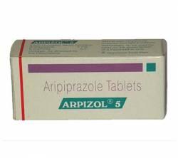 Arpizol 5 mg (10 pills)