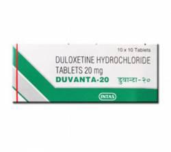 Duvanta 20 mg (10 pills)