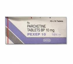 Pexep 10 mg (10 pills)