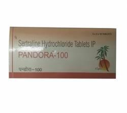 Pandora 100 mg (10 pills)