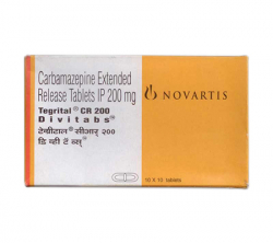 Tegrital CR 200 mg (10 pills)