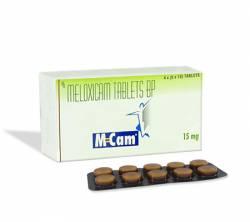 M-cam 15 mg (10 pills)