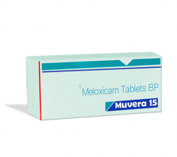 Muvera 15 mg (10 pills)
