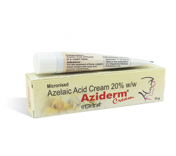Aziderm Cream 20 % (1 tube)