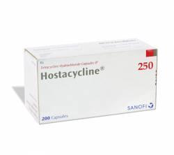 Hostacycline 250 mg (10 pills)