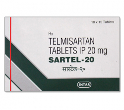 Sartel 20 mg (15 pills)