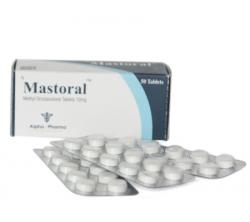 Mastoral 10 mg (50 tabs)