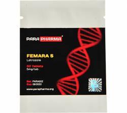 FEMARA 5 mg (50 tabs)