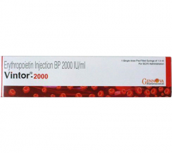 Vintor 2000 iu (1 dose)