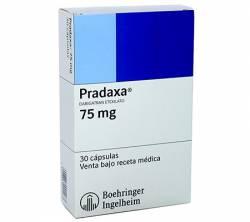 Pradaxa 75 mg (10 pills)