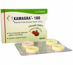 Kamagra Polo 100 mg (4 pills)