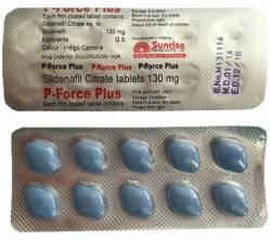 P-Force Plus 130 mg (10 pills)