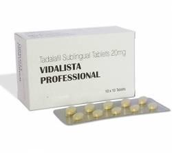 Vidalista Professional 20 mg (10 pills)
