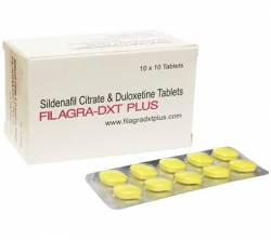 Filagra DXT Plus 160 mg (10 pills)