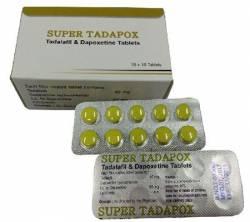 Super Tadapox 40/60 mg (10 pills)
