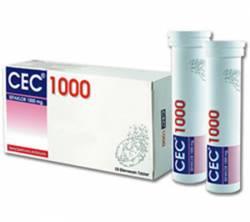 CEC Efervesan 1000 mg (20 pills)
