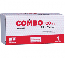 Combo 100 mg (4 pills)