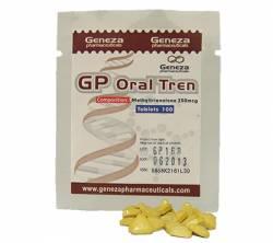 GP Oral Tren 250 mcg (100 tabs)