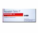 Rozucor 10 mg (15 pills)