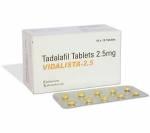 Vidalista 2.5 mg (10 pills)