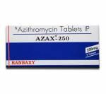 Azax 250 mg (6 pills)