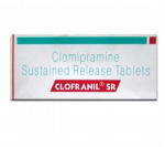 Clofranil SR 75 mg (10 pills)