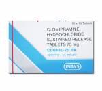 Clonil SR 75 mg (10 pills)
