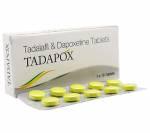 Tadapox 20/60 mg (10 pills)